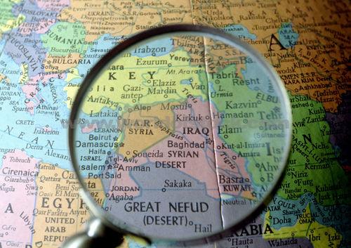 Invitation 23-04-2016 – Conférence La guerre en Syrie et en Irak, l'État islamique et le Canada