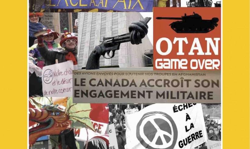 Sommet populaire contre la guerre et le militarisme – du 19 au 21 novembre 2010