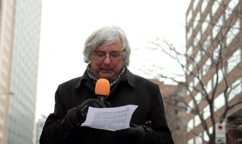 Discours prononcé le 25 janvier 2020 par Pierre Jasmin, Les artistes pour la paix