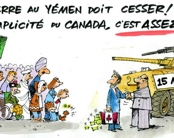 Journée mondiale contre la guerre au Yémen