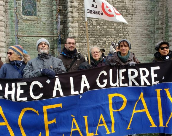 Photos et vidéo de la vigile du 11 novembre 2019 à Montréal