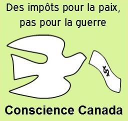 Déclaration d'impôts 2015 pour la paix : « Si vous êtes contre la guerre refusez de payer pour la faire!… »